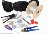 Pigeon Netting and Fixing Kit - With or Without Tools