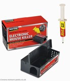 Electronic Mouse Killer with Trap Bait