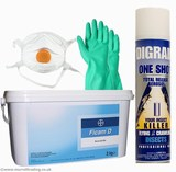Flea Infestation Kit
