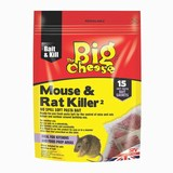 Mouse and Rat Killer Pasta Sachets- 15 Pack